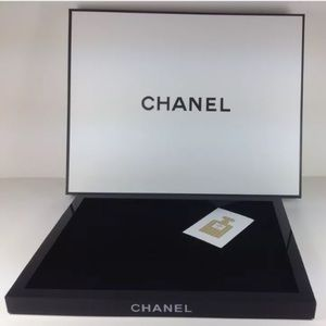 Chanel Tray/Cosmetic Holder
